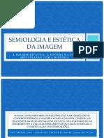 Semiologia e estética da imagem