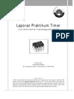 Laporan Praktikum Timer 555