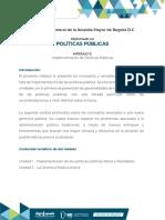Políticas Publicas M3