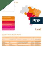 Distribuidores Puratos Brasil