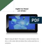 B7120LN_User_manual_English_V1.0
