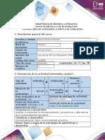 Guía de actividades y rúbrica de evaluación - Paso 2 - Reflexión sobre multimodalidad educativa
