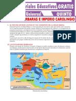 Invasiones-Bárbaras-e-Imperio-Carolingio-para-Quinto-Grado-de-Secundaria