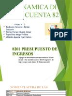 DINAMICA DE LA CTA 82 Grupo 2