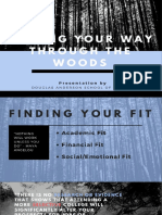 Finding Your Fit Presentation
