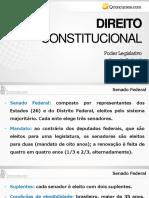 Dirieto constitucional _ Poder legilslativo Senado federal I