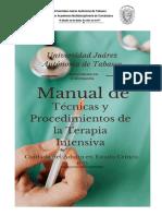 Manual de Técnicas y Procedimiento de la Terapia Intensiva 6D..pdf