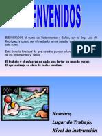 CURSO DE RODAMENTO