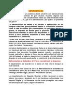 EL CAMBIO CLIMÁTICO (TIPO DE NUBES Y SU FUNCIÓN EN EL CAMBIO CLIMÁTICO)
