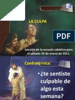 La CULPA, Leccion 5