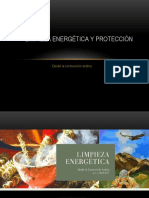 Limpieza energetica y protección