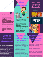 FOLLETO CULTURA CIUDADANA