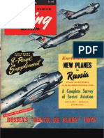 Flying Review - 1958 June - Soviet Air Force
