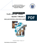 Module 3, Earth Science 11