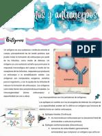 Antígenos y anticuerpos