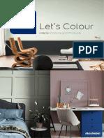Dulux E-colourcard - Interior 2020
