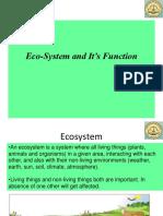 EVS-Unit-1 Ecosystem