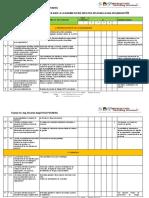 Cuestionario ISO  9001 2015