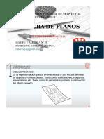 CLASE 1 - Lectura de planos