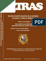Revista Letras - Guaman Poma de Ayala