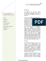 AINA BLANKSON NEWSLETTER_Overview of Recent Policy Developments in the Nigerian Oil Gas Industry (Final Copy)
