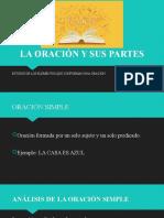 LA ORACIÓN Y SUS PARTES.pptx