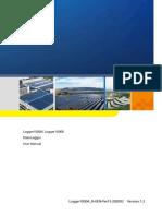 Logger1000 User Manual