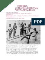 CAPOEIRA Revolta e teatralidade - LARISSA CARDOSO FERES.pdf