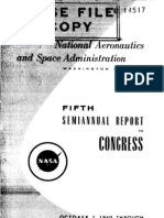 Fifth Semiannual Report to Congress