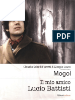 MOGOL - Il Mio Amico Lucio Battisti
