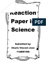 Reaction Paper in Science.docx
