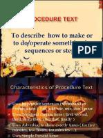 proceduretext-140218072609-phpapp01