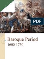 Baroque Music Grade 9