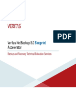 Veritas Netbackup 8.0 Blueprint Accelerator
