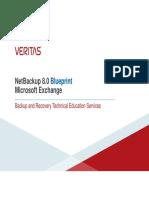 Netbackup 8.0 Blueprint Exchange