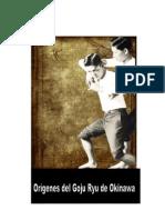 Trabajo de Historia del Karate