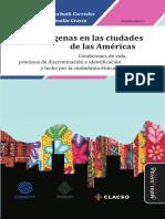 Diálogos entre pueblos indígenas y estado. Caso de pueblo Kitu Kara del Distrito Metropolitano de Quito en Ecuador