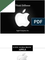 Global Iconic Brand - Apple Pankaj.pptx