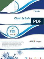 Formaçao selo clean safe