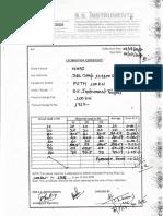FSTM Calibration  07-07-17