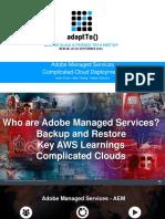 adaptTo2015-Complicated-Cloud-Deployments-Adam-Pazik-Mike-Tilburg