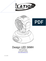 DLED 36MH User Manual