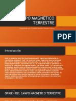 Campo magnético terrestre PPT M-B Física II.pdf