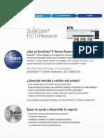 Epson Rewards F570