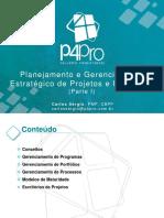 Planejamento e Gerenciamento Estrategico de Projetos e Processos - Parte I.pdf