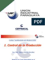 Control de la Produccion R01 4 días