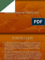 DERECHO PENAL MILITAR POLICIAL - 2019 PDF