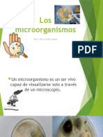 Microorganismos 5to