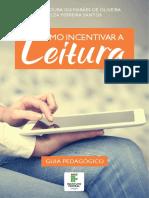 Como incentivar a leitura - Guia Pedagógico