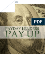 Payday Lenders Report_CREW
